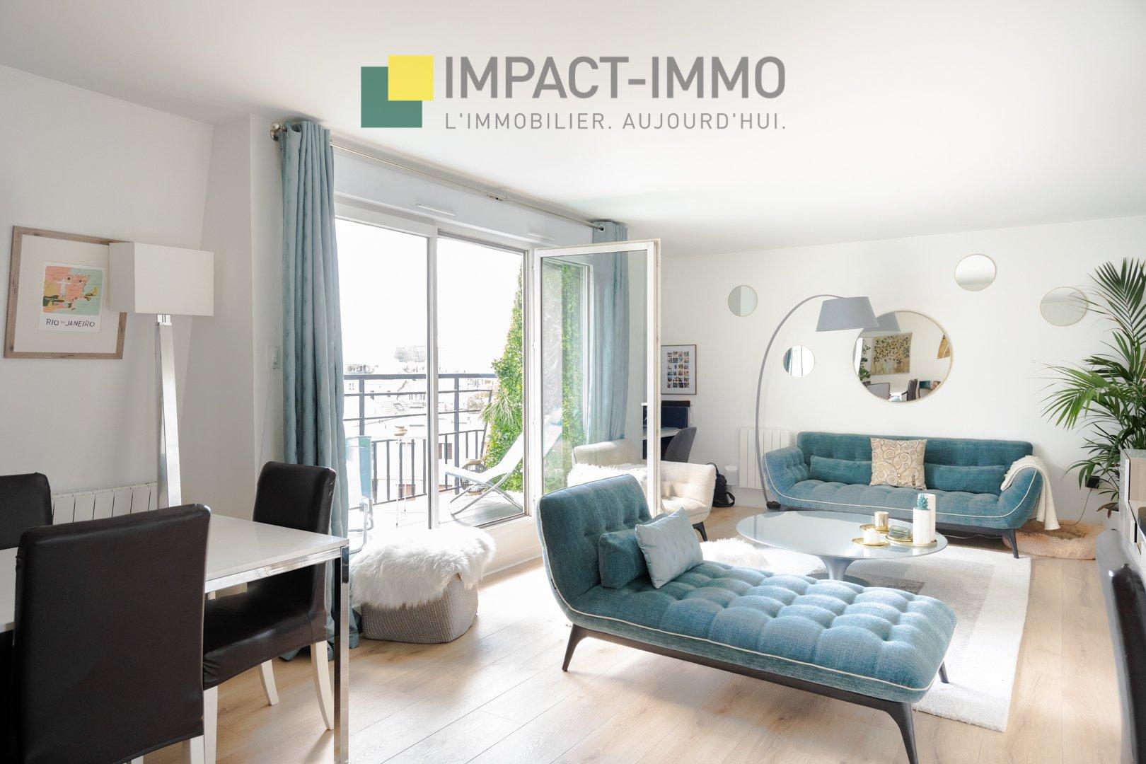 La Garenne-Colombes Appartement Familial 5 pièces