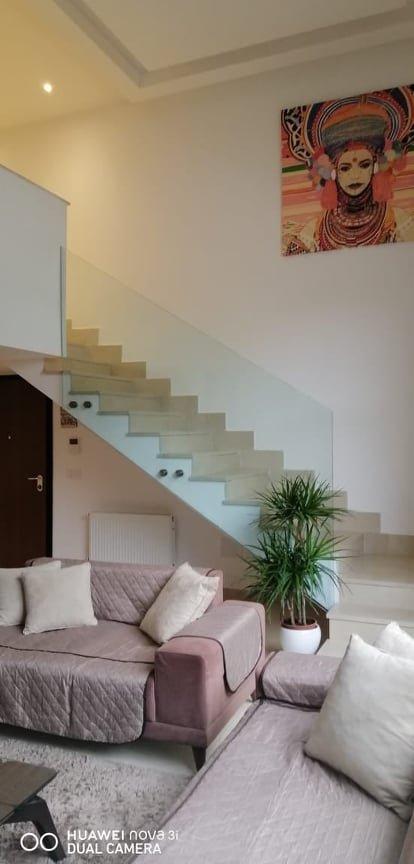 Location luxueux Duplex S+3 meublé Sidi Daoud