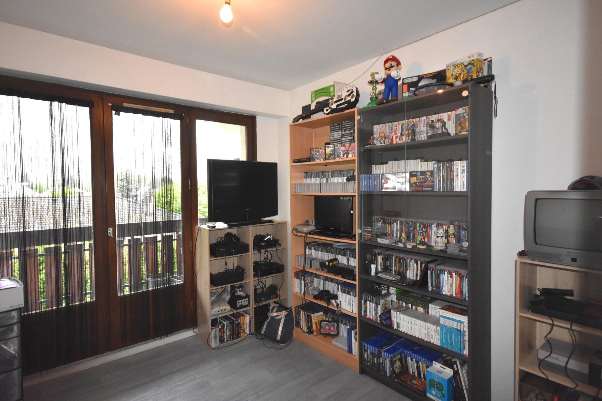 Appartement T2 + cave + parking + garage