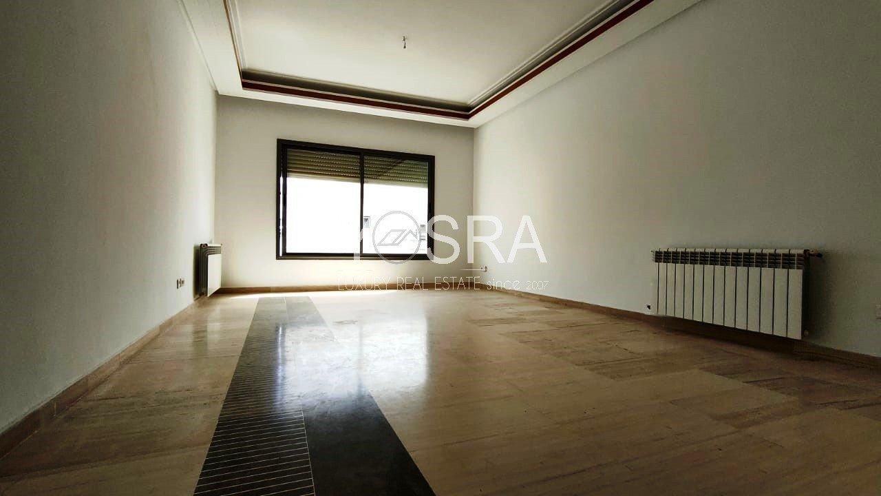 Appartement salon et deux chambres