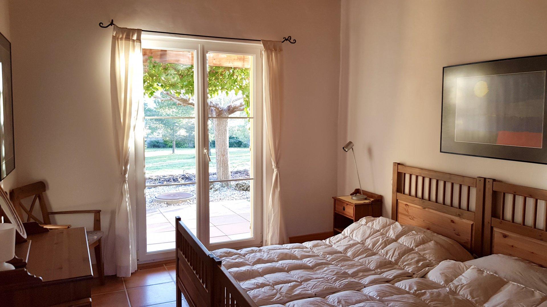 Zonnige villa in Lorgues. 4 slaapkamers!
