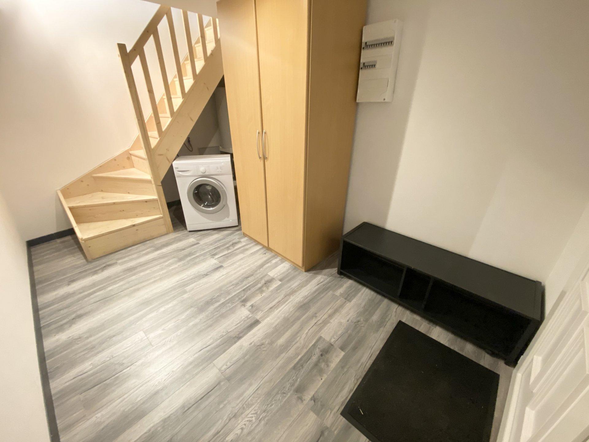 Appartement meublé de 39m²