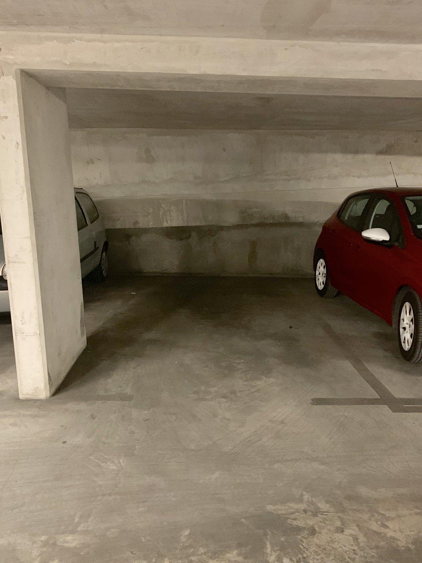 Parking Nice Riquier