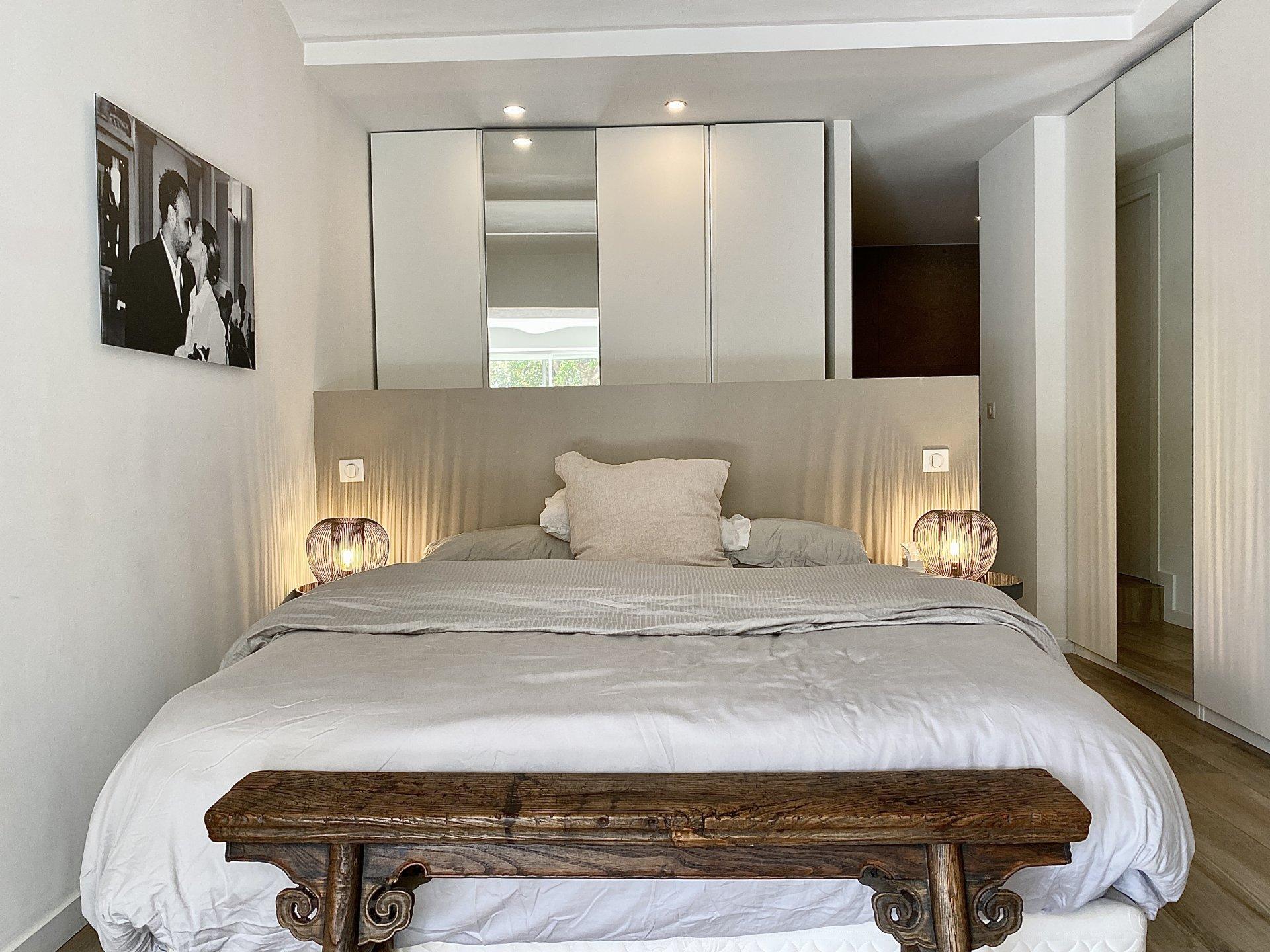 A vendre - Magnifique 3 pièces d'architecte - Cannes Montfleury