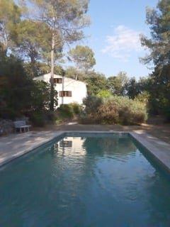 LORGUES villa 130 m² 2 chbres et studio