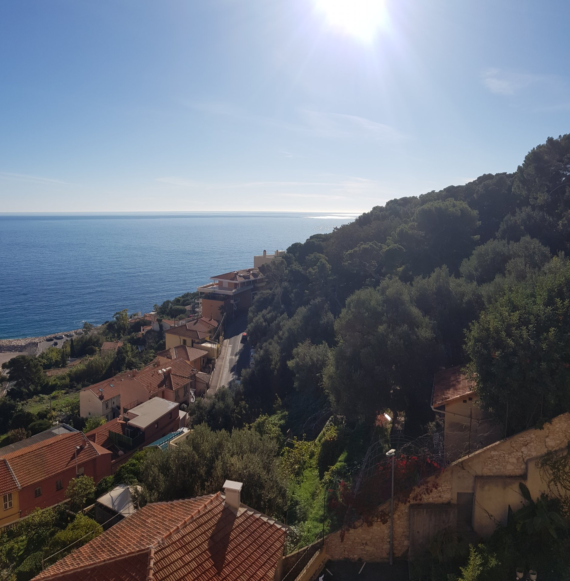 1 BR OF 67sqm WITH PANORAMIC SEA VIEW IN CAP D'AIL