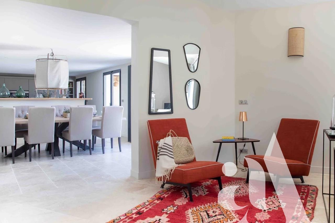 MAS BAMBOU - MERINDOL- PROVENCE- 5 bedrooms - 8 people