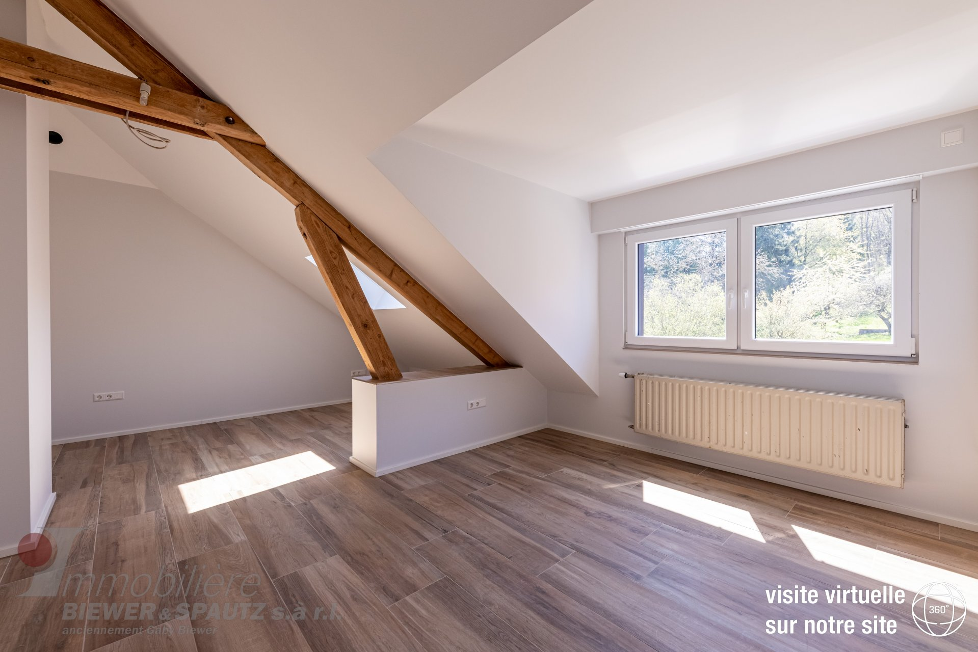 FOR RENT - Duplex with 3 bedrooms in Dudelange