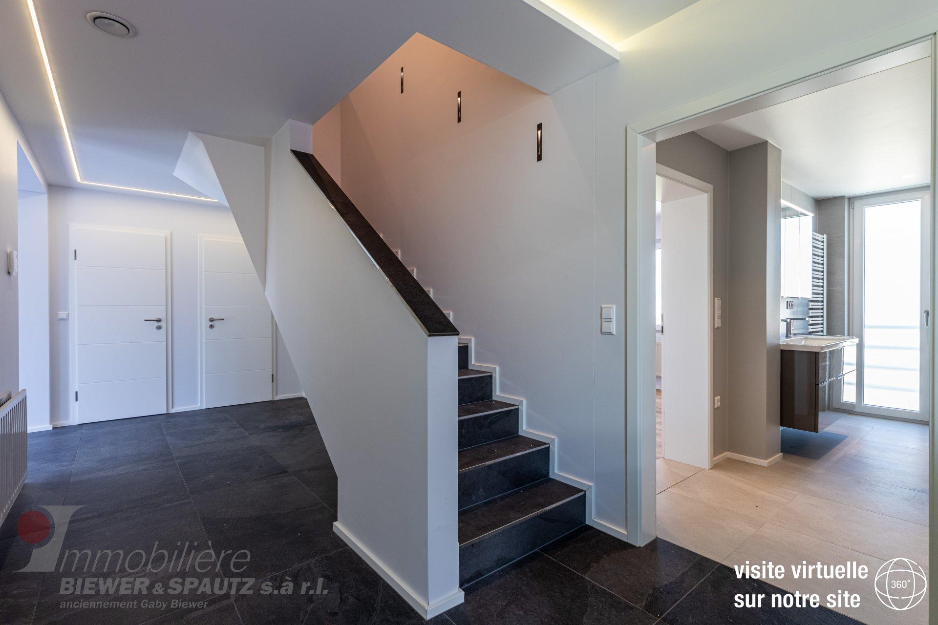 A LOUER - duplex avec 3 chambres à coucher à Dudelange
