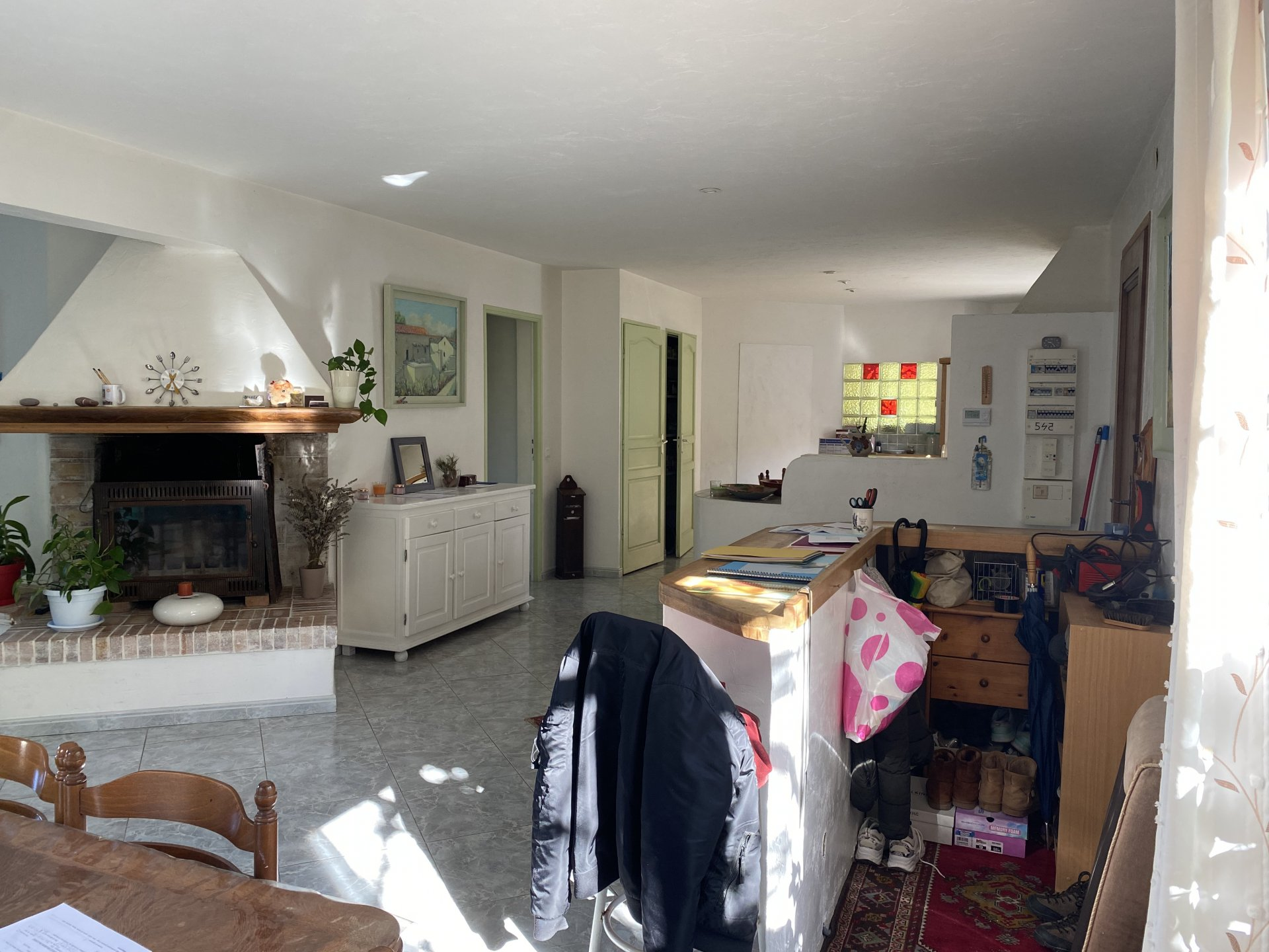 VIAGER OCCUPE MAISON VENCE