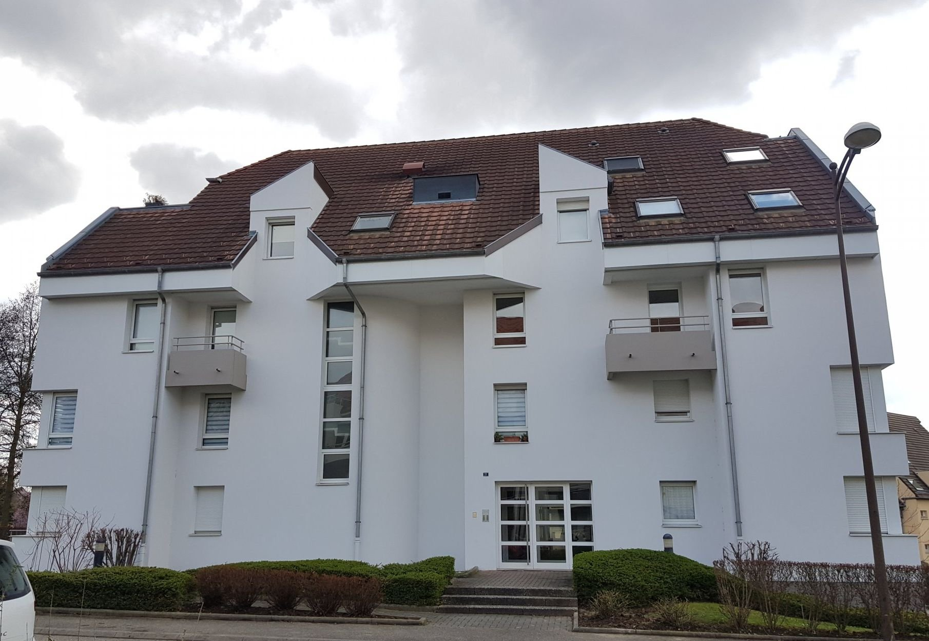 Strasbourg /Eckbolsheim : Joli T3 !!