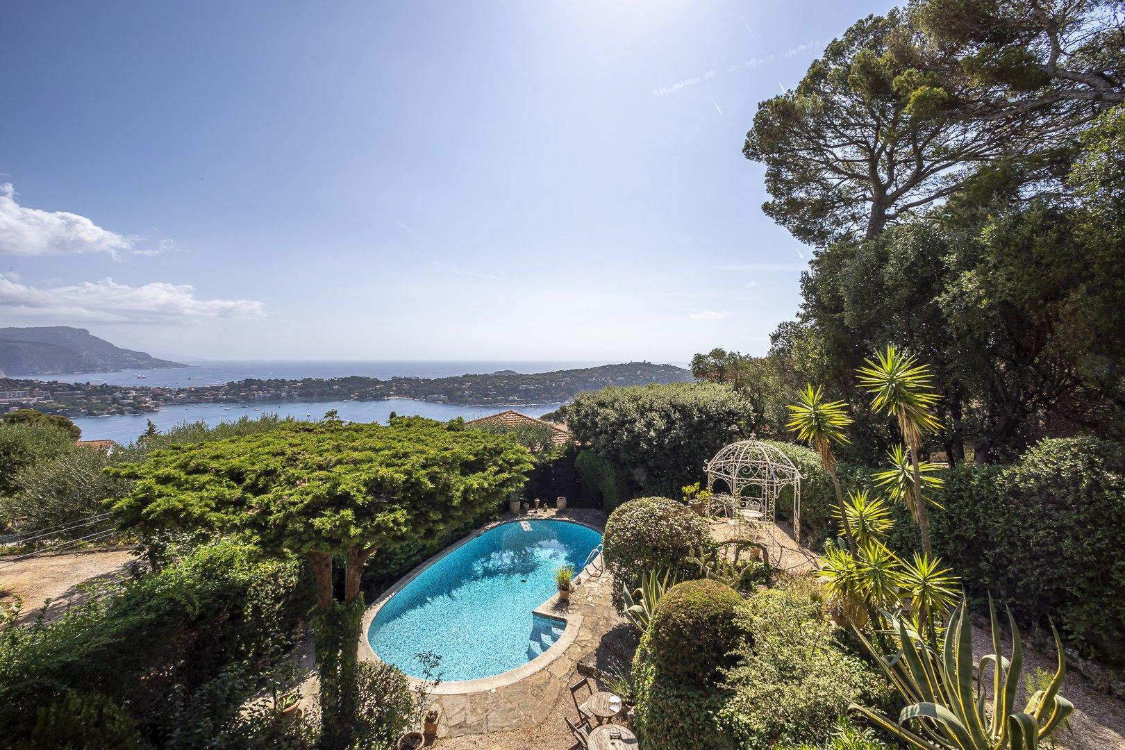 Villa Mont Boron,  surrounded by nature