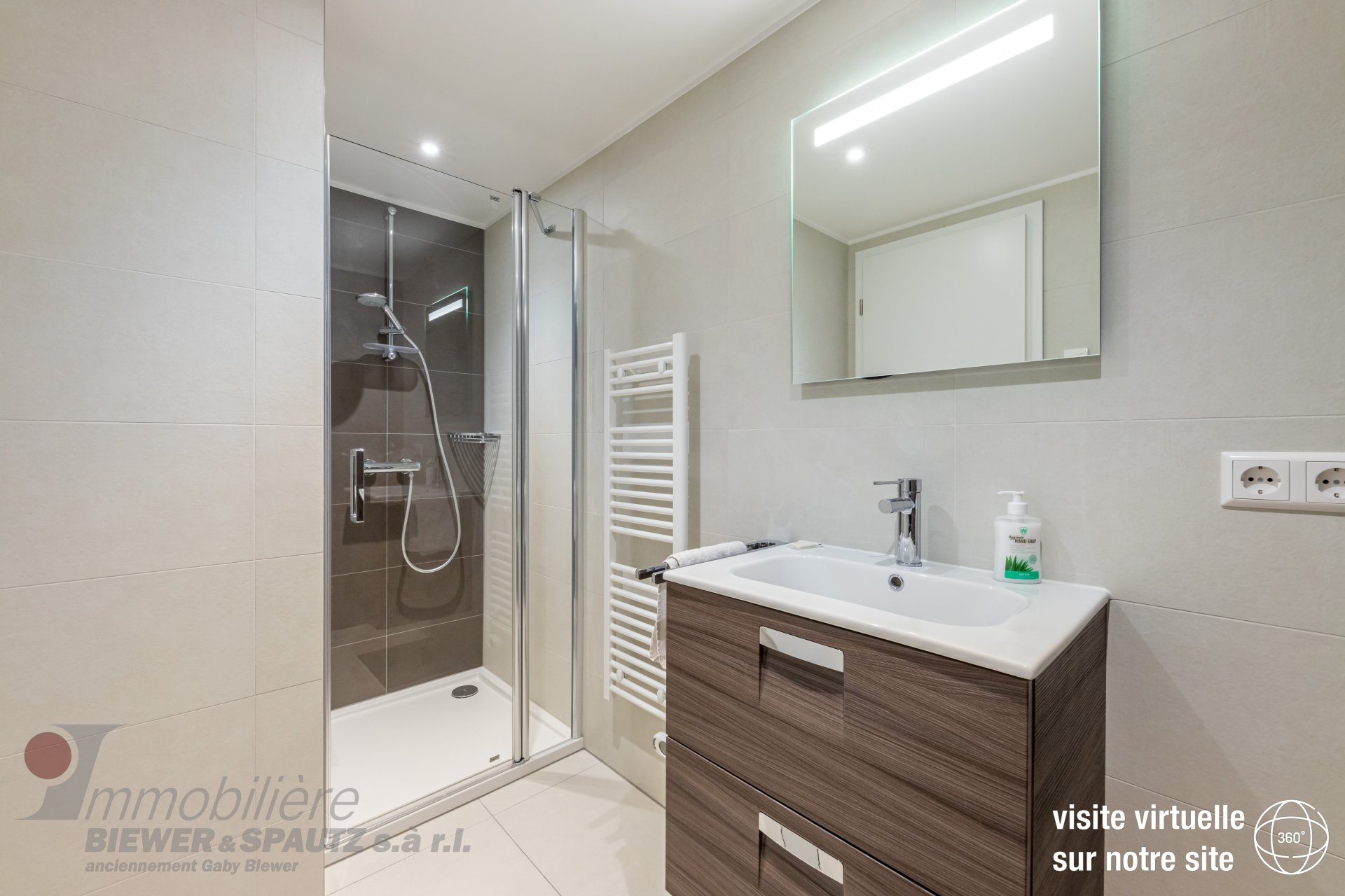 ZU VERMIETEN - Neue Wohnung mit 1 Schlafzimmer in Luxemburg-Gasperich