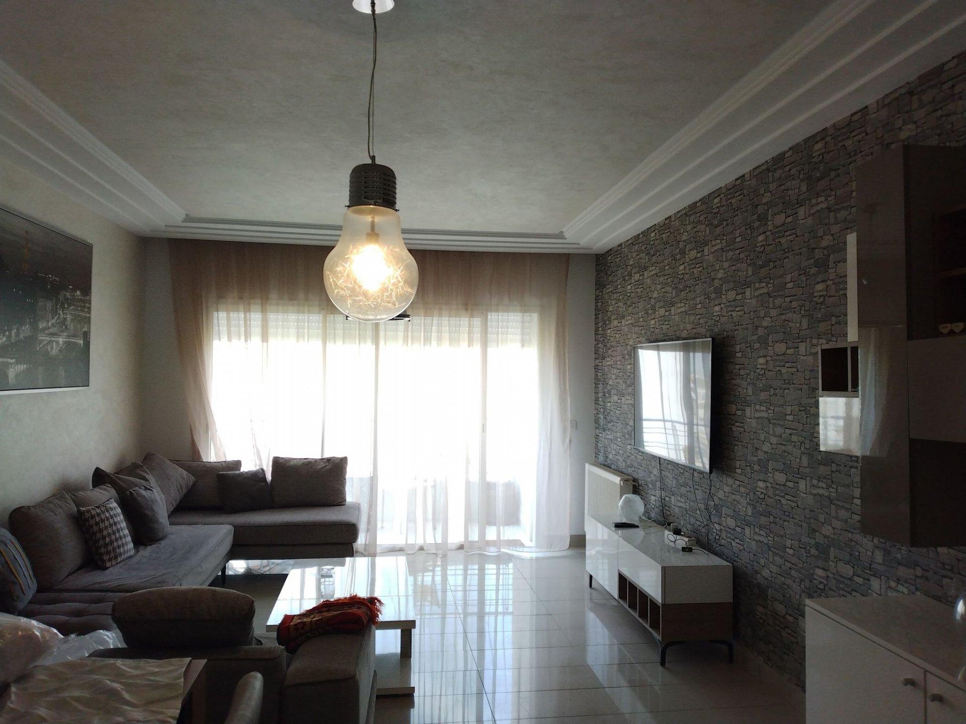 Location Appartement S+2 aux Jardins de Carthage