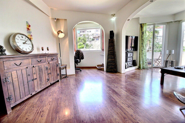 Appartement 2p Cannes Basse Californie à vendre