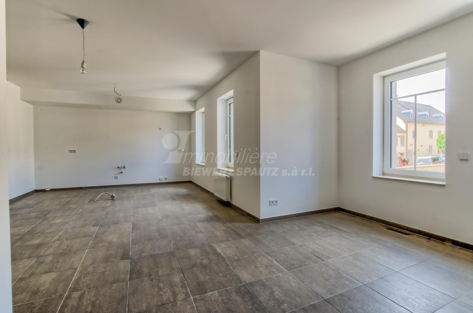 VERMIETET - Wohnung mit 1 Schlafzimmer in Christnach