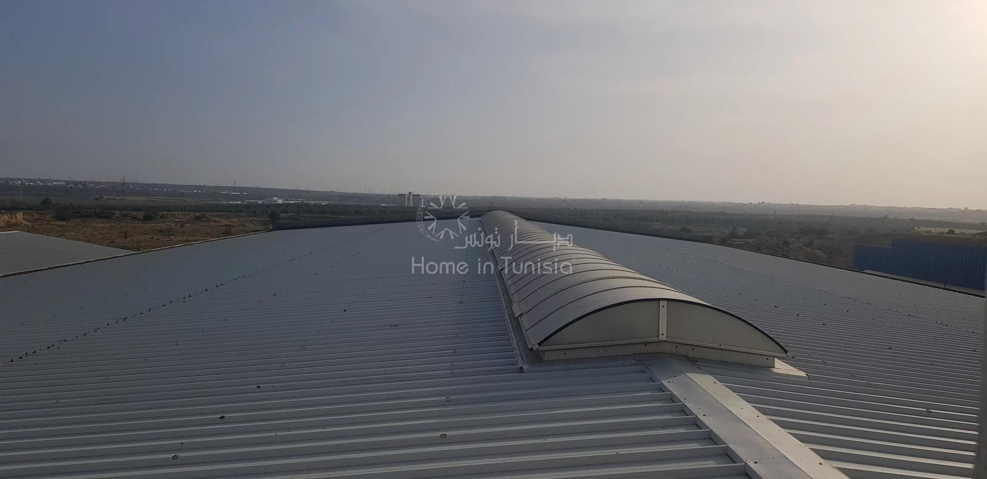 A louer une usine très haute standing a sidi abdelhamid