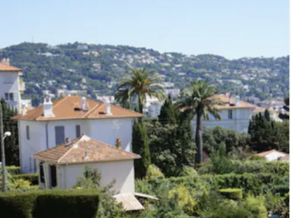CANNES - 2 ROOMS FLAT WITH TERRASSE