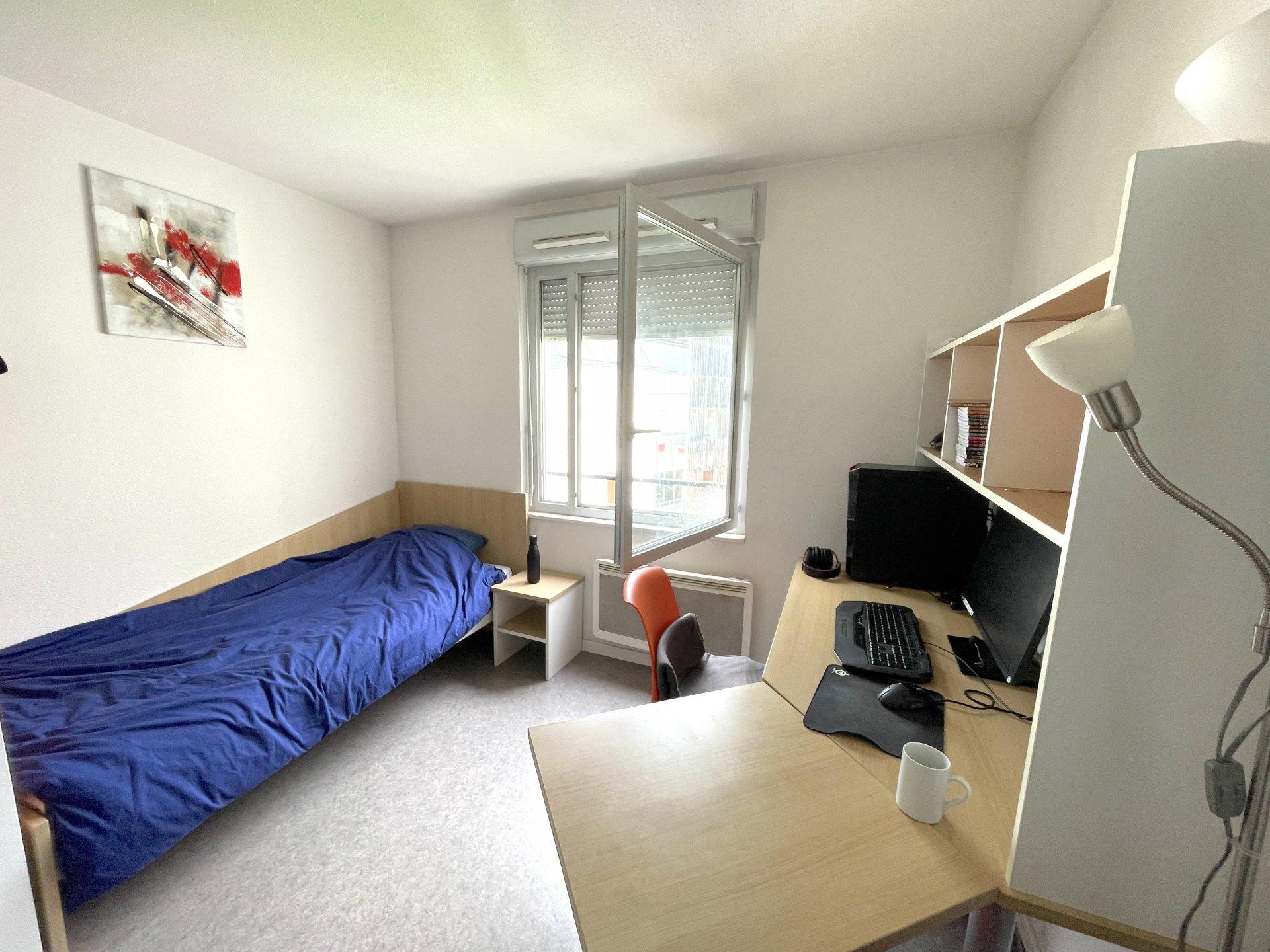 Studio dans une résidence étudiante