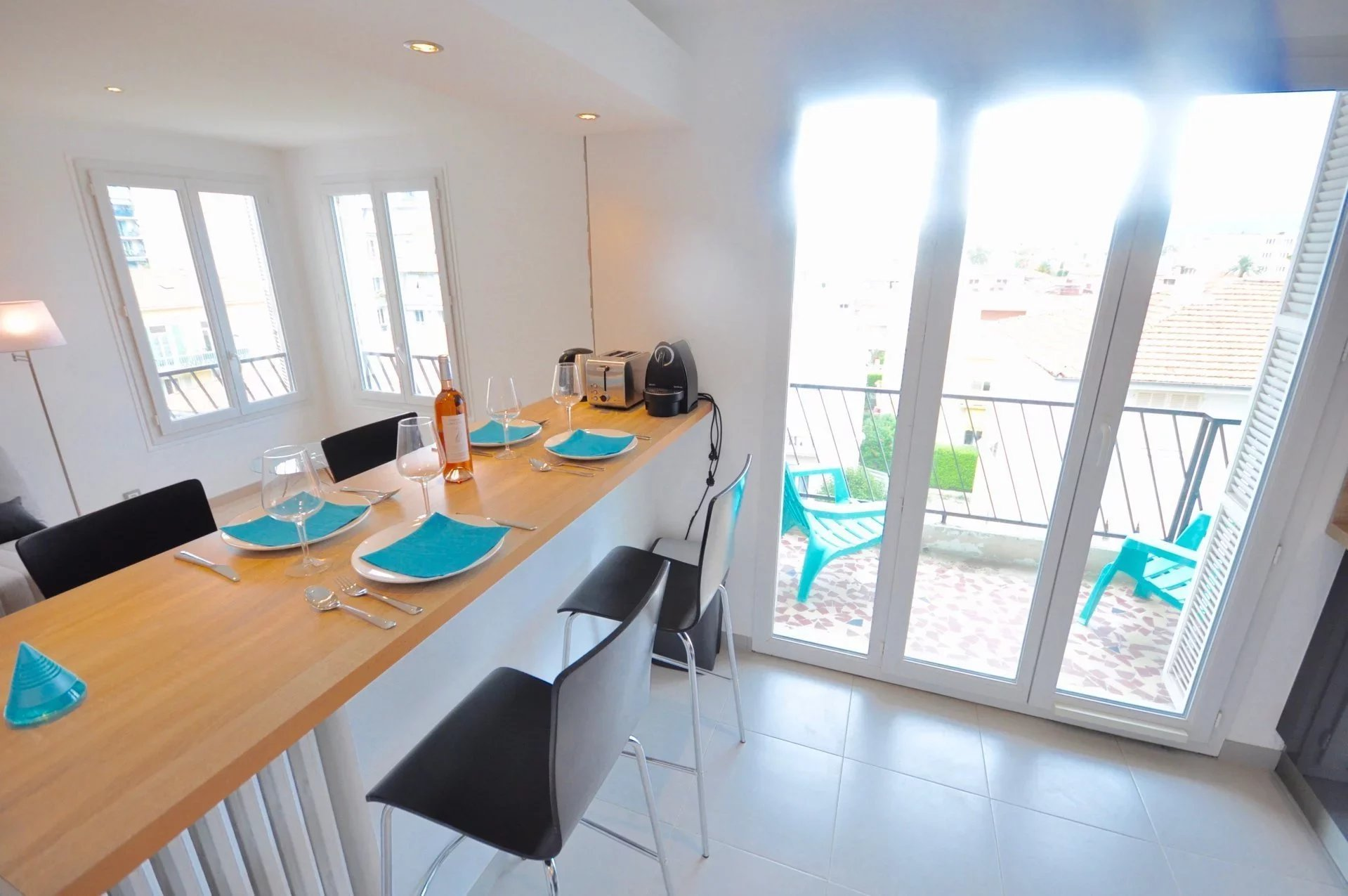 Sale Apartment - Nice Carras - Ferber