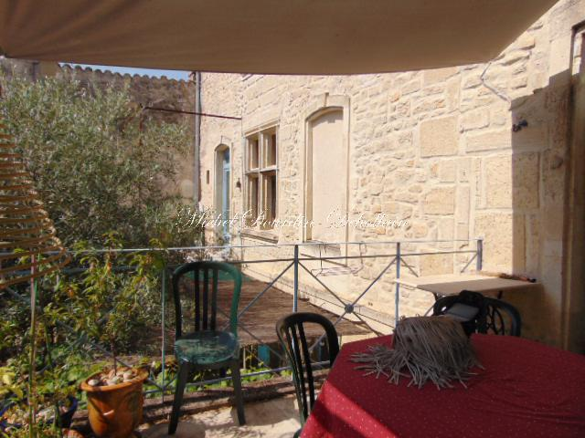 Maison de village Vallabrègues