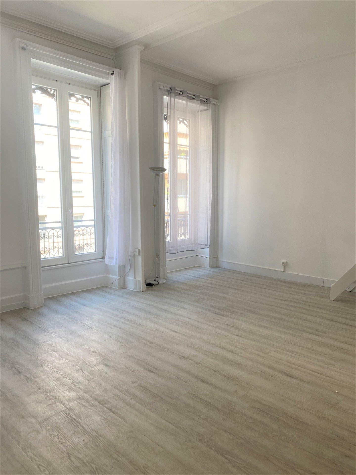 Location Appartement Surface de 39.25 m², 1 pièce, Lyon 6ème (69006)