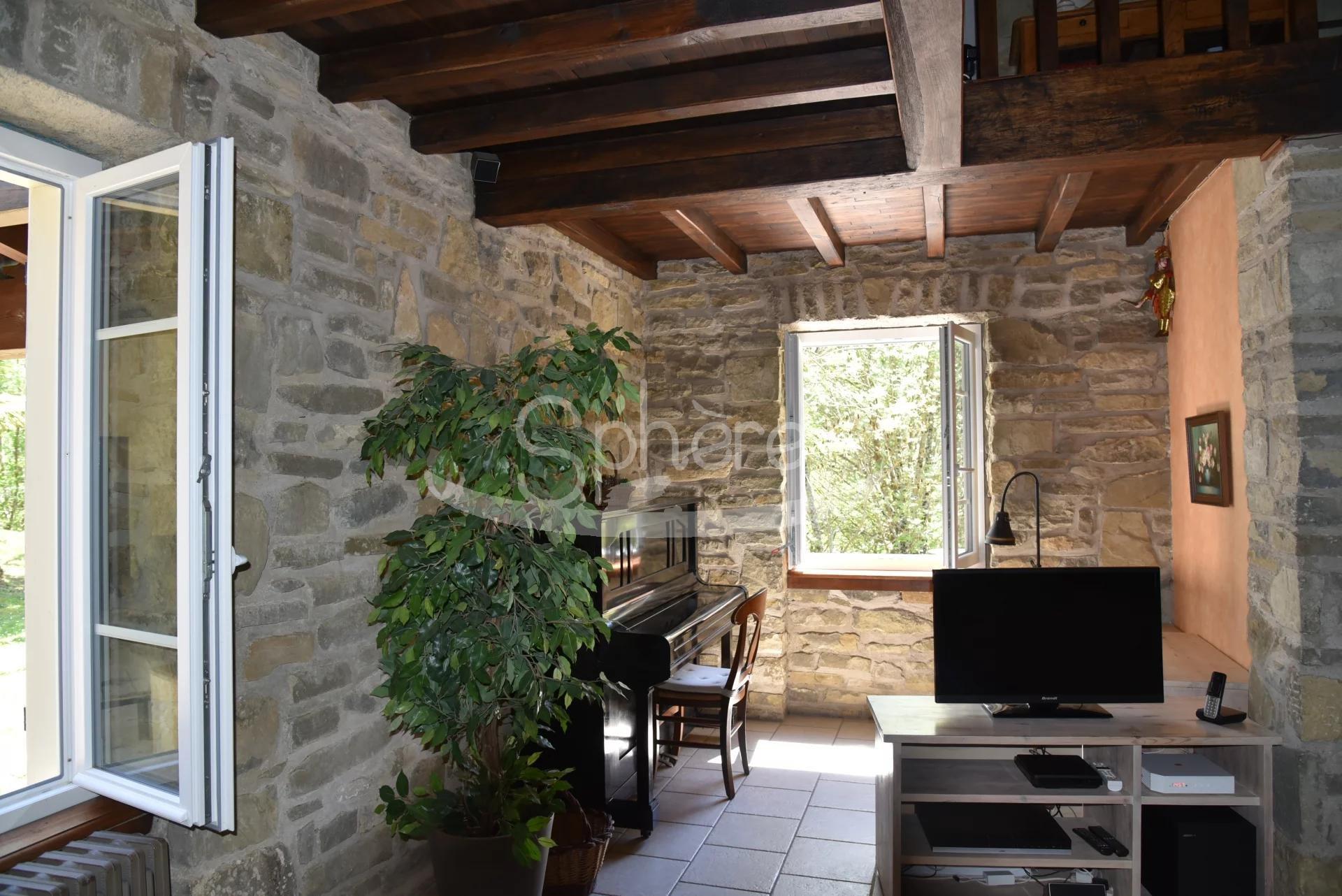 Belle propriété sur 5 ha proche de Limoux
