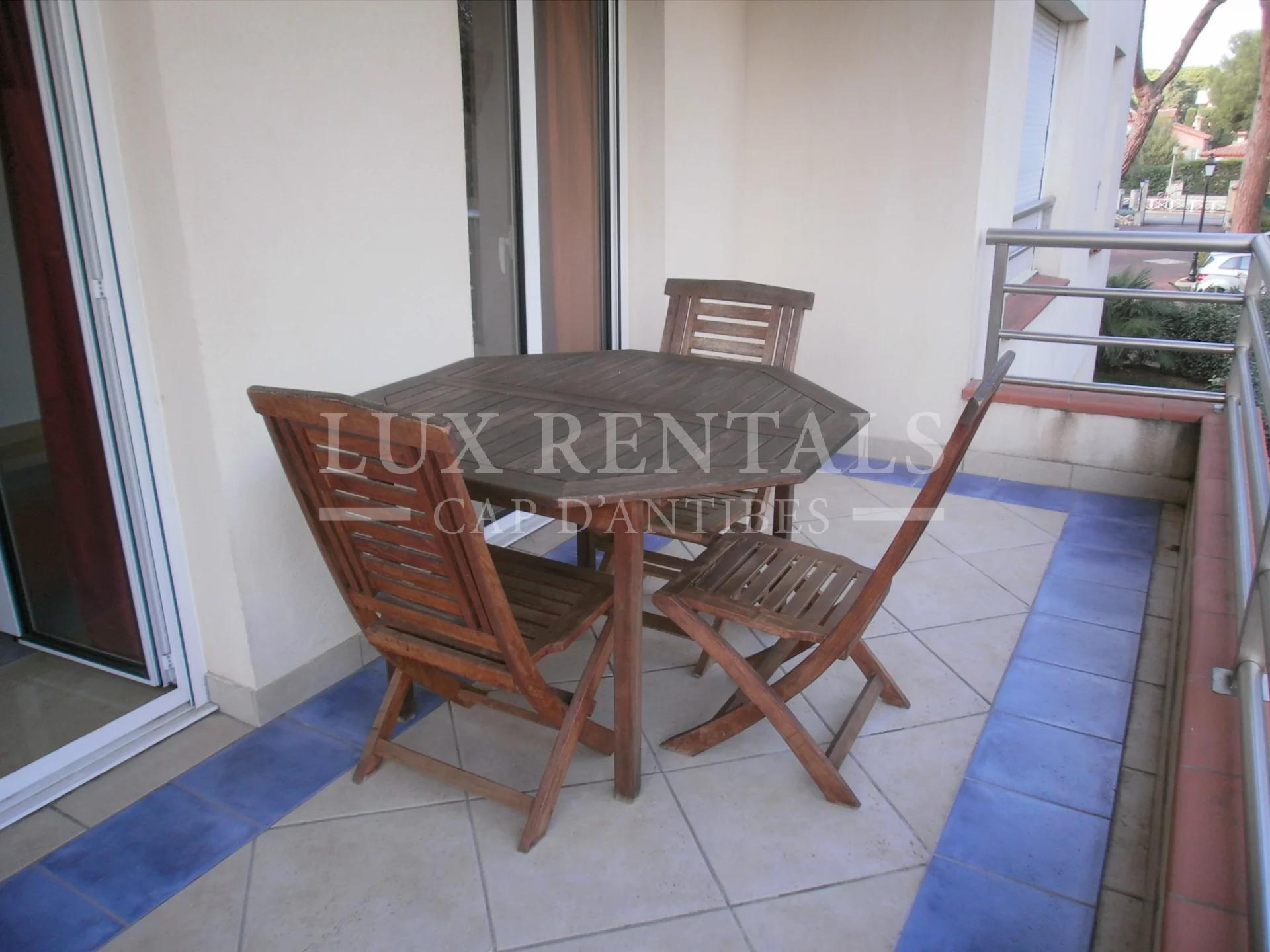 Seasonal rental Apartment - Juan-les-Pins