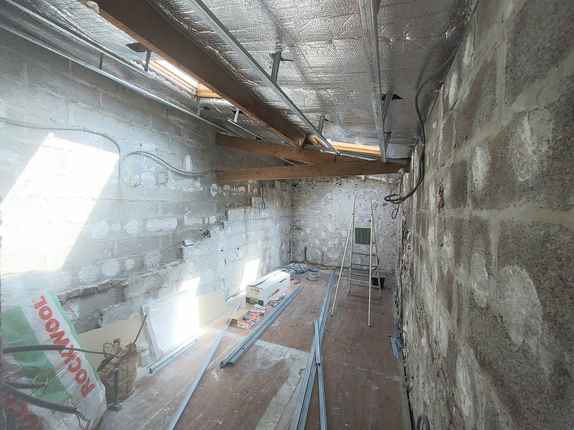 Maison de ville 80m² à rénover