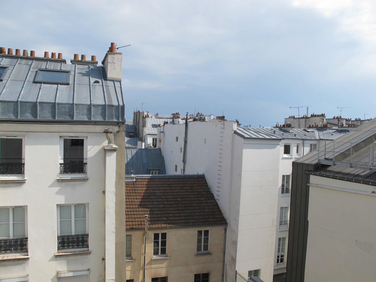 PARIS 3ème - Rue Portefoin