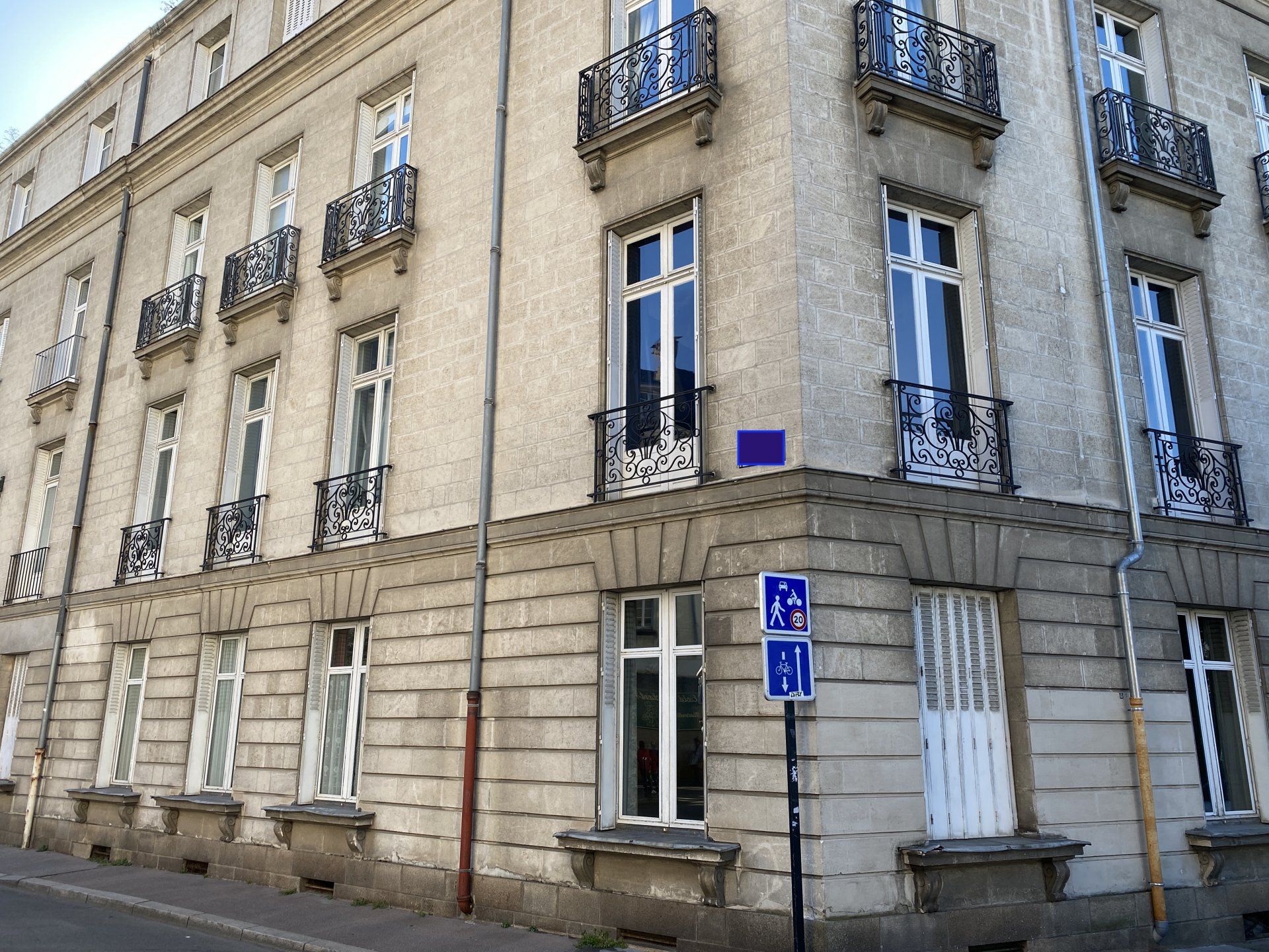 Centre Nantes Préfecture
