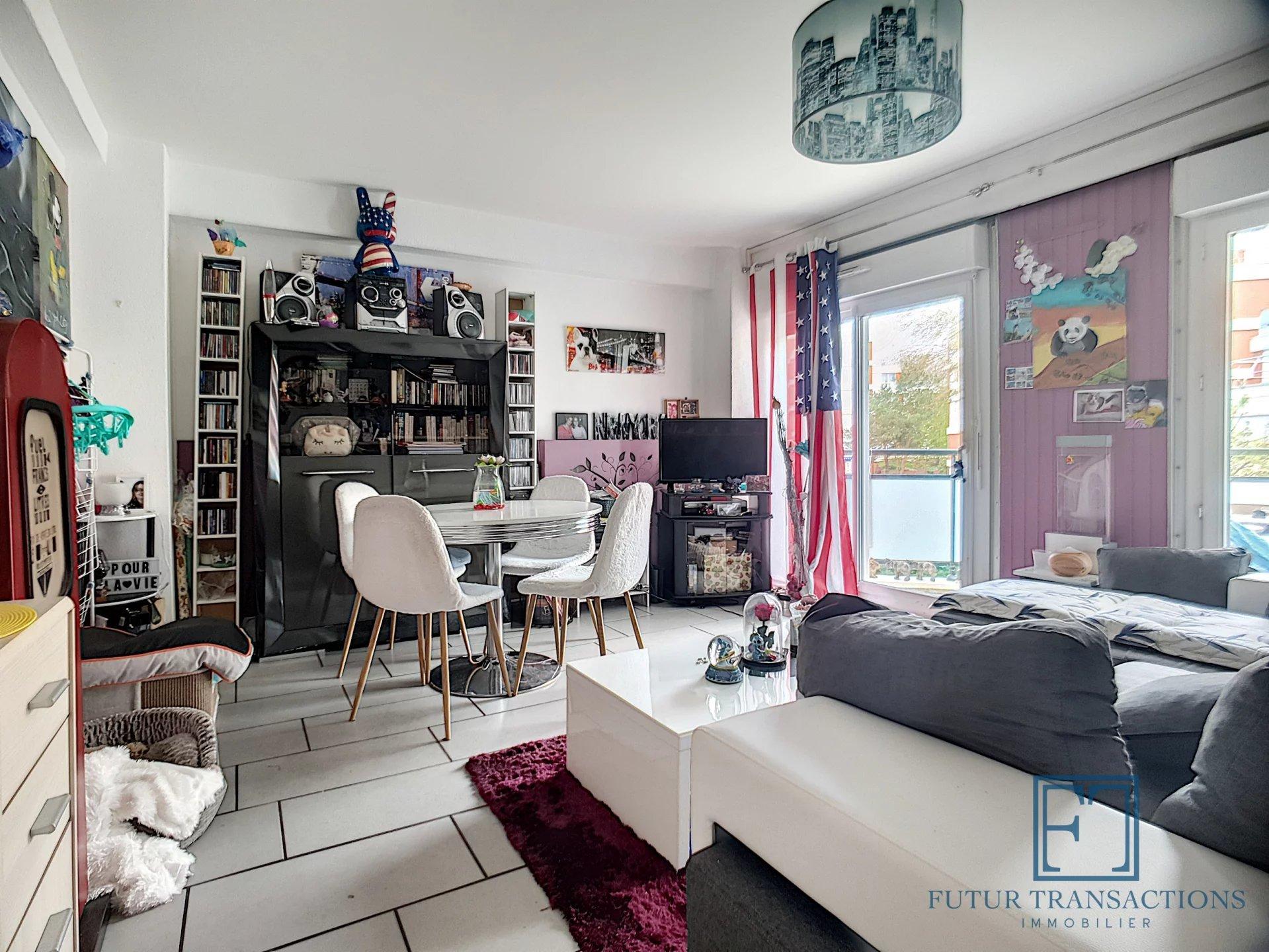 Appartement 3P_65m2 avec terrasse.Excellent état