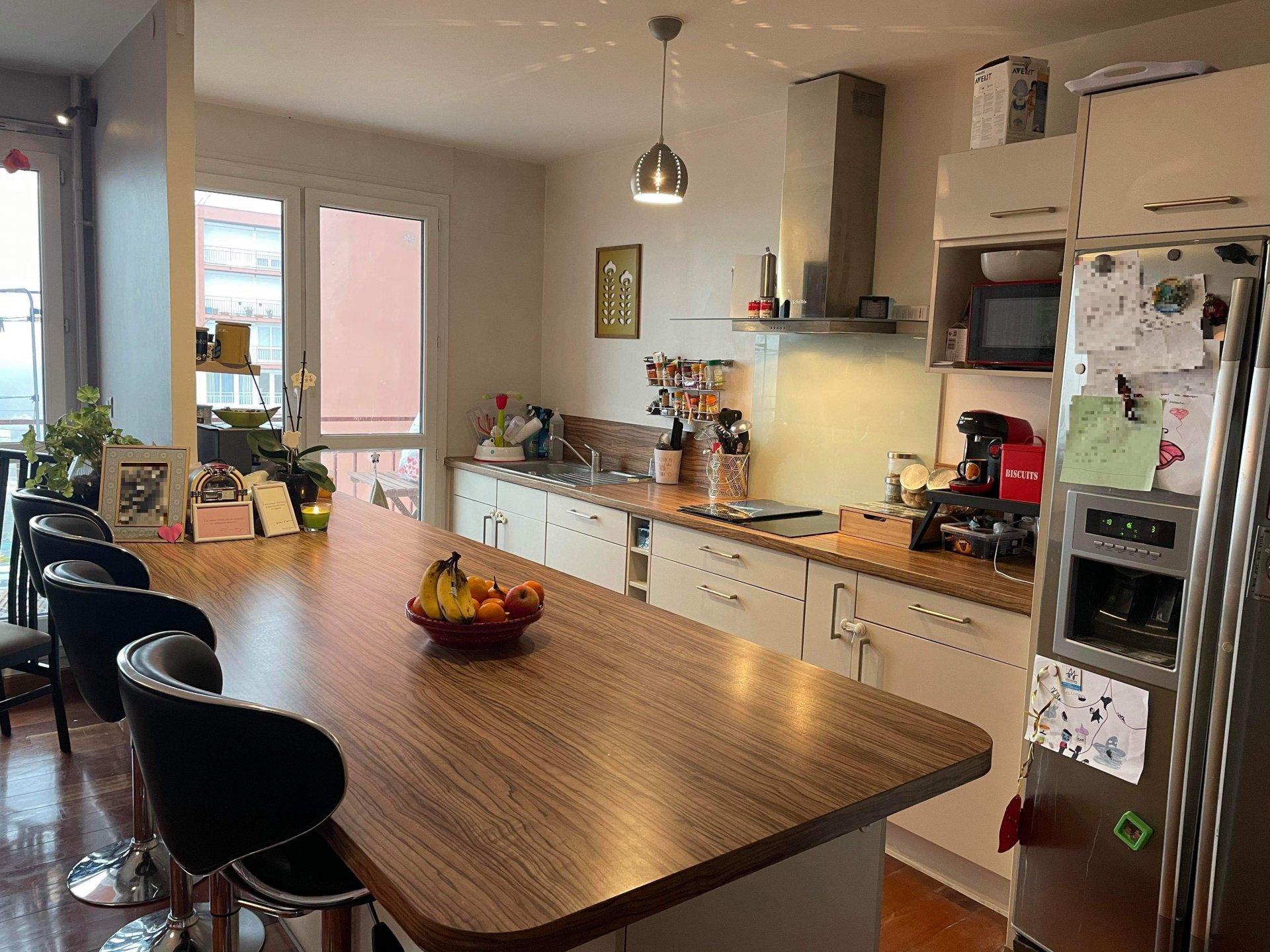 Appartement F5 de 93 m² avec balcon à Montataire