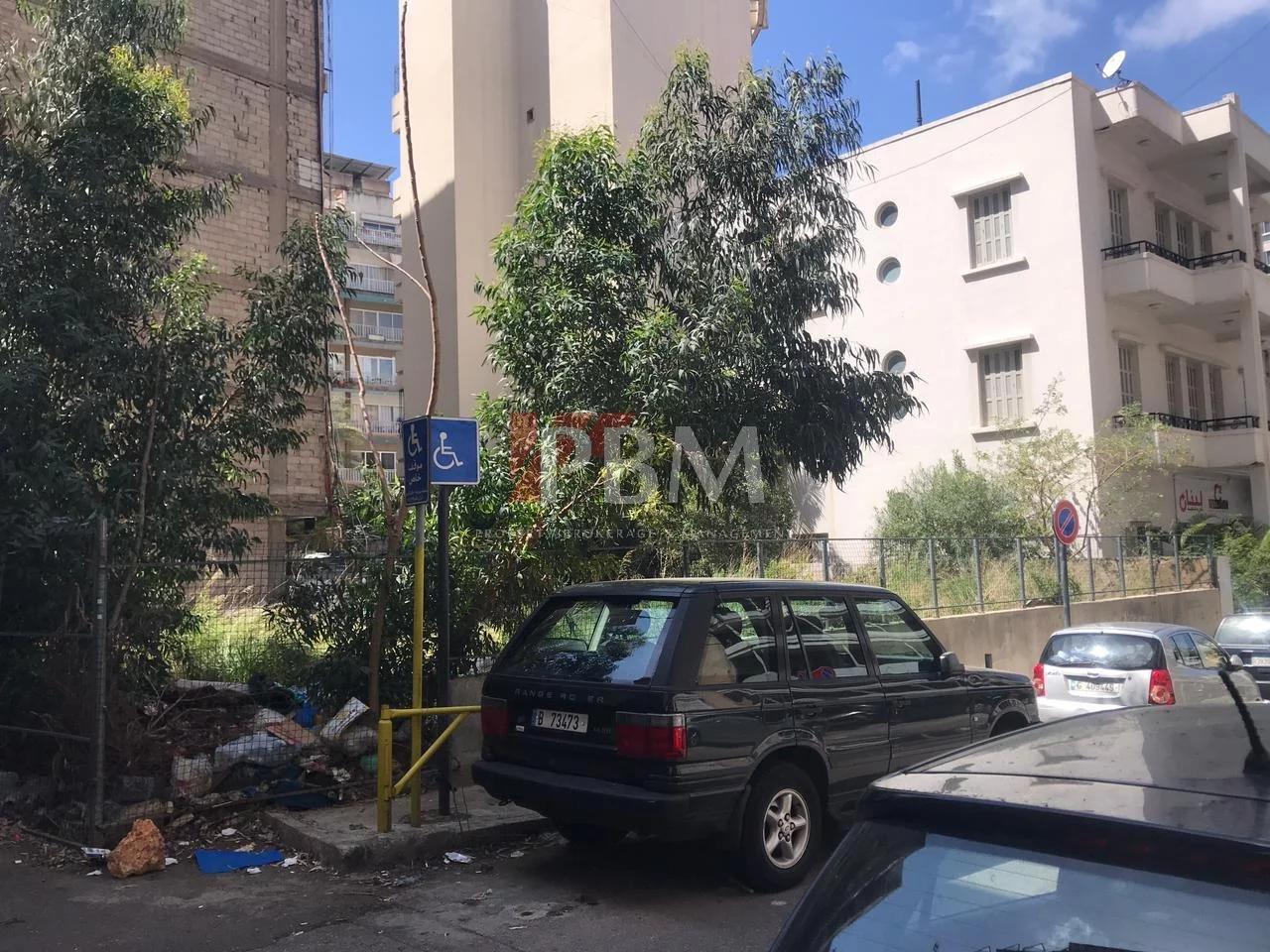 Sale Plot of land Achrafieh Sioufi