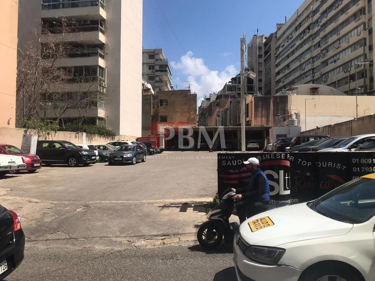 Sale Plot of land Beirut Hamra