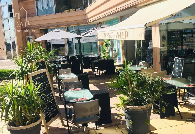 Fond de commerce - restaurant gastronomique - Port de Sète
