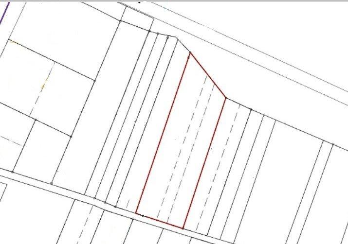 terrain d'env. 2600 m²