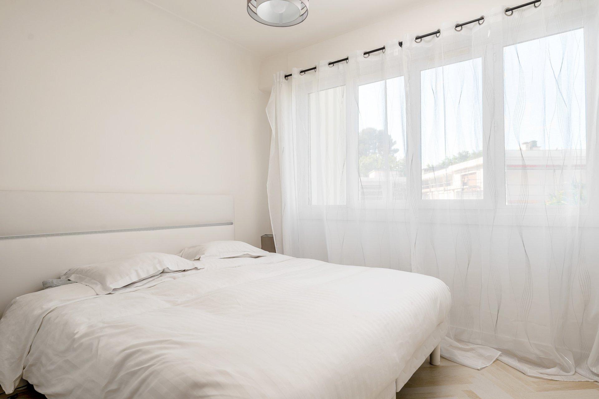 Cannes Montfleury - 3 Pièces avec terrasse de 49 m2 et parking