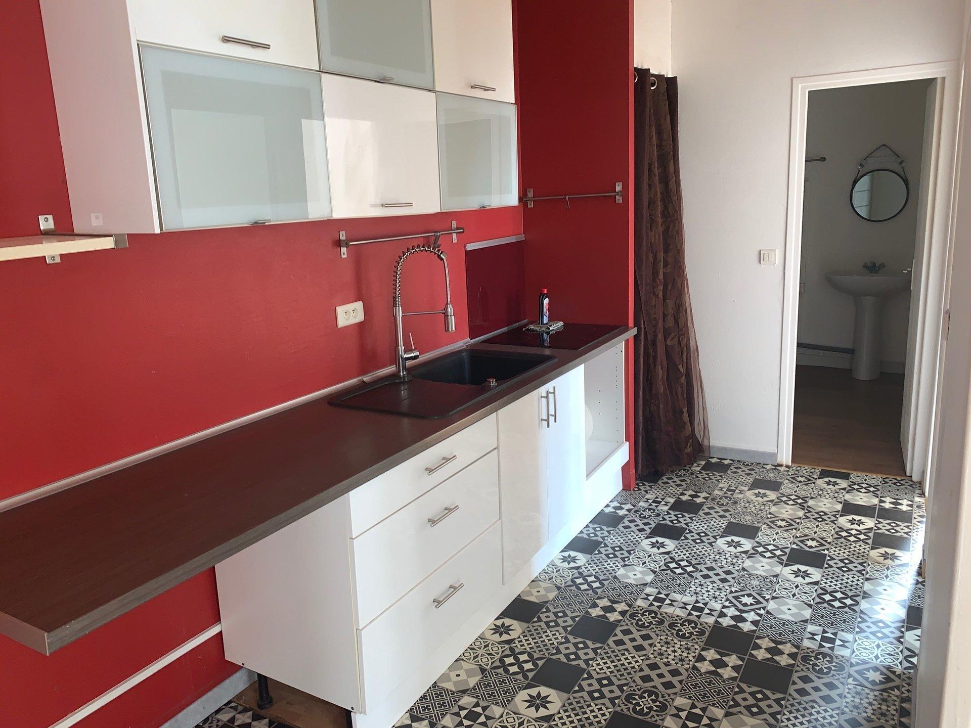 T3 Appartement RDC