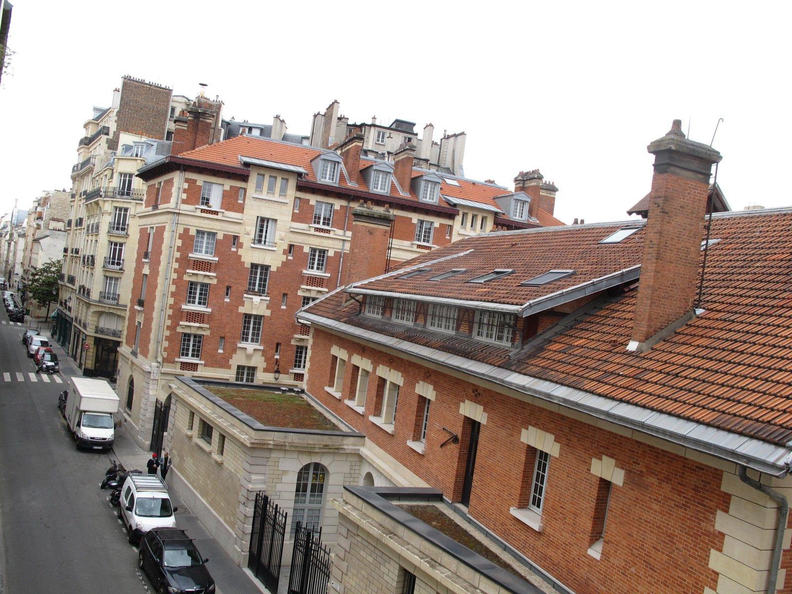 PARIS 3ème - Rue des Tournelles