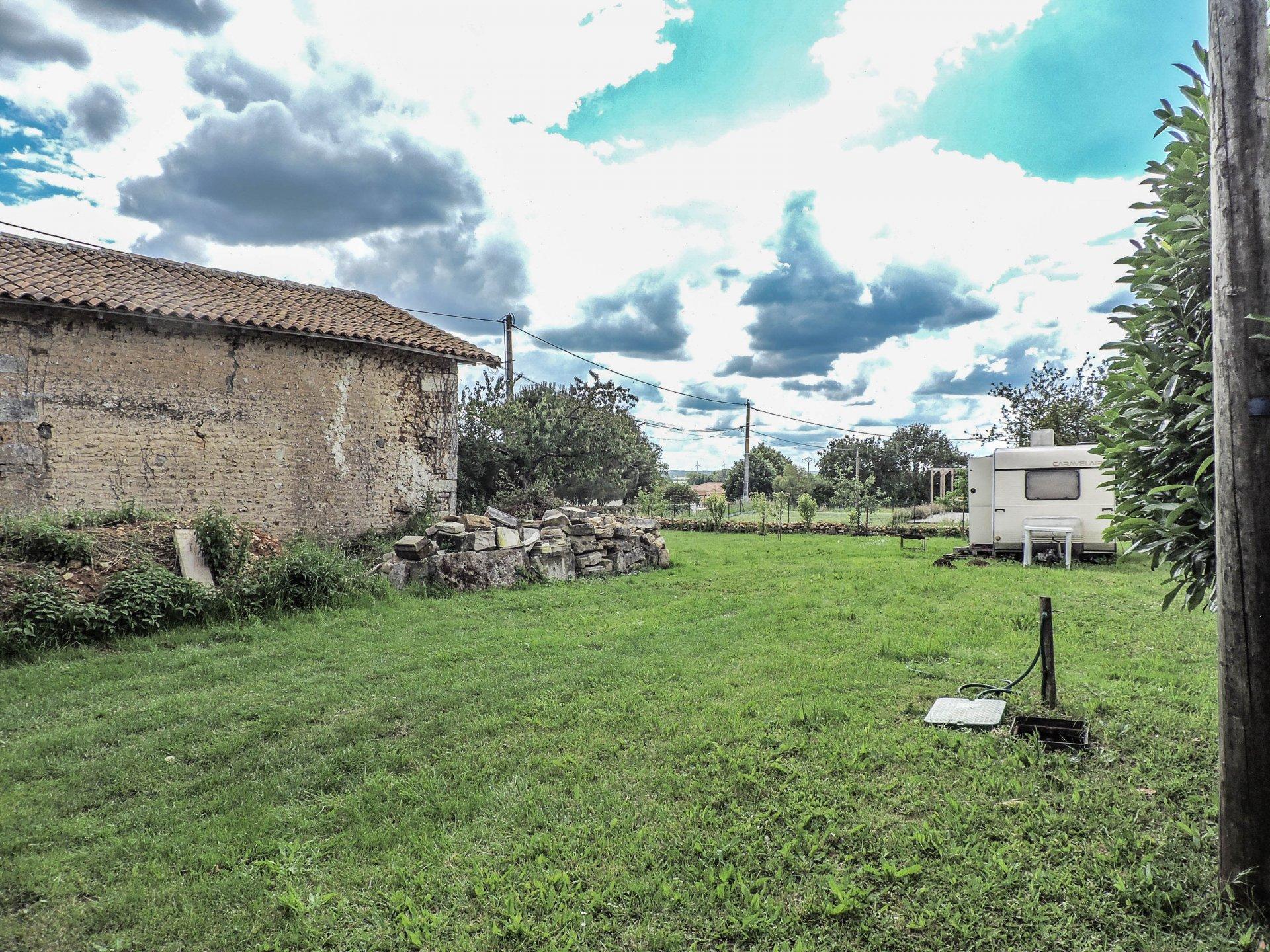 Lot de 2 maisons individuelles avec jardins
