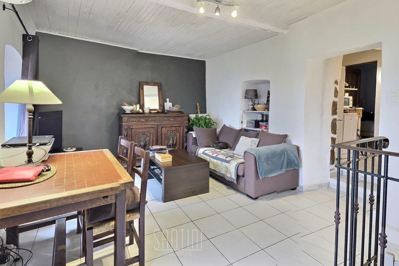 Maison de village 3 pièces - Santa-Reparata-Di-Balagna