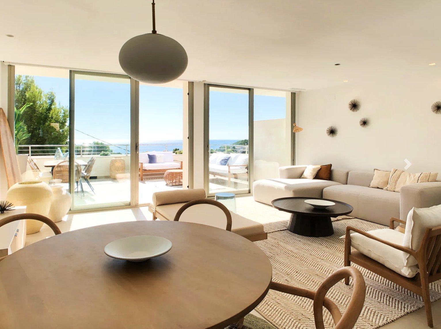 Appartements face à la mer à Altea