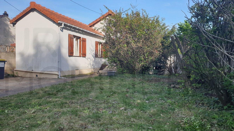 Pavillon de plain pied Parc Beausejour
