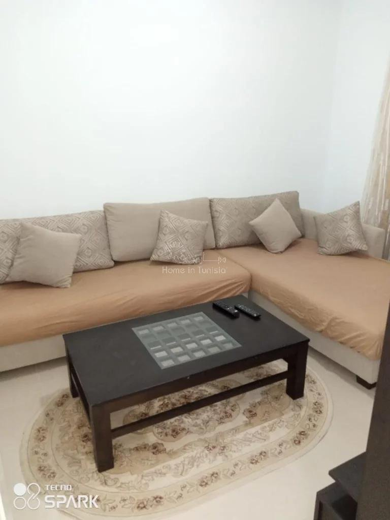 Location Appartement - Hergla - Tunisie