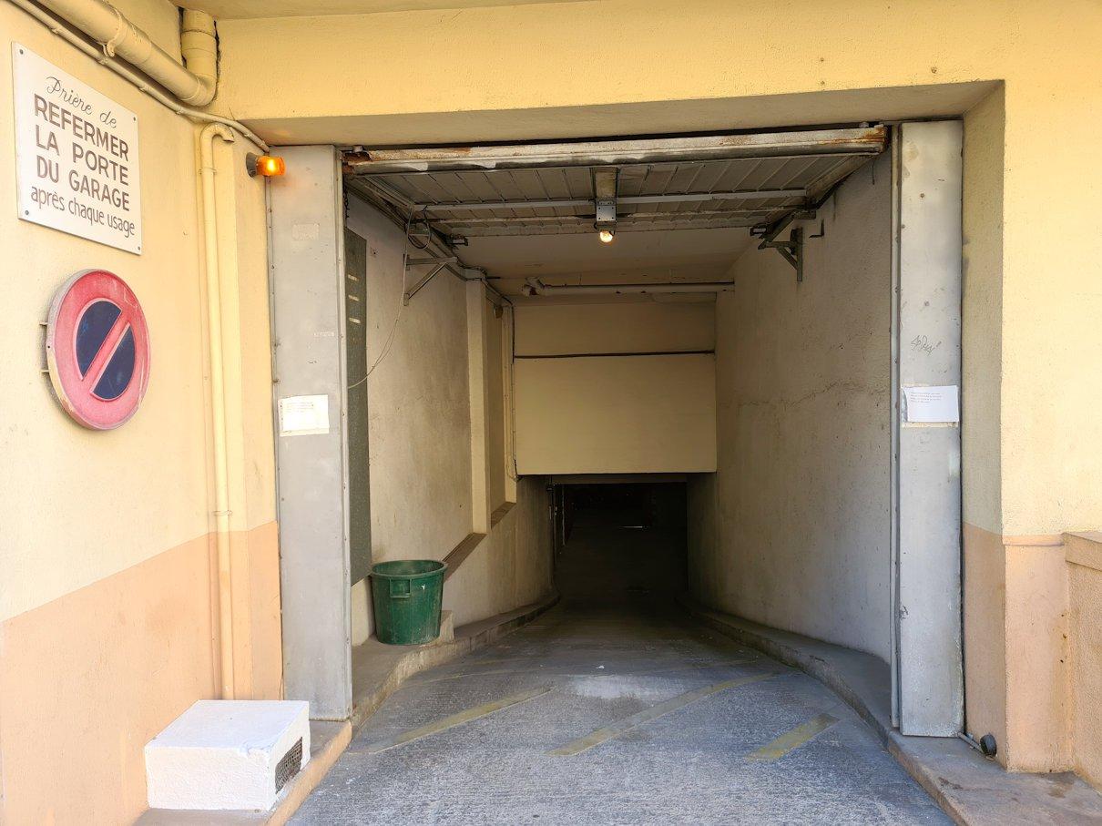 Box en sous-sol Nice Ouest Bas Lanterne