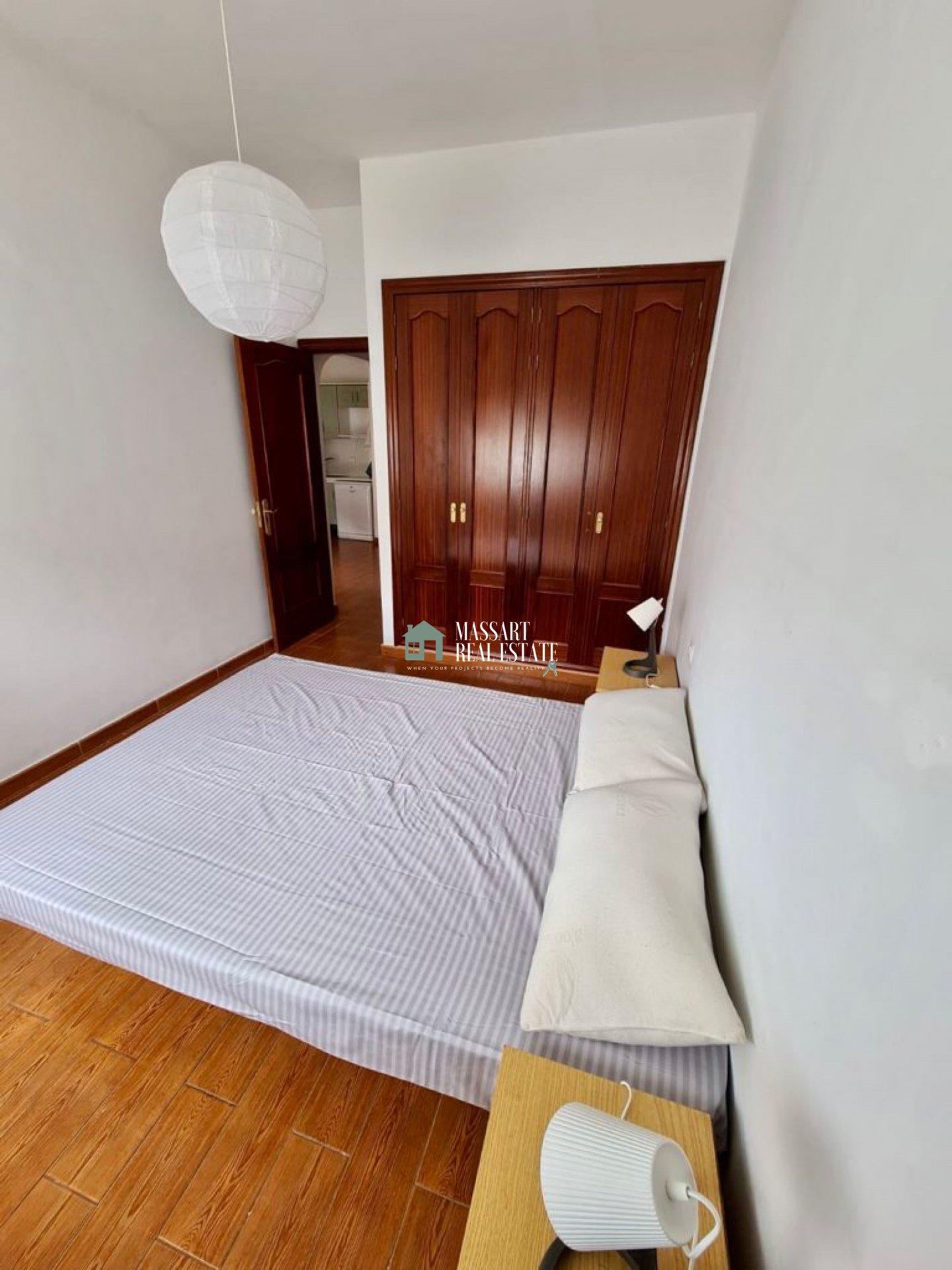 In affitto a Guía de Isora, un luminoso appartamento di 90 m2 completamente arredato ... ideale per godersi una vita tranquilla.