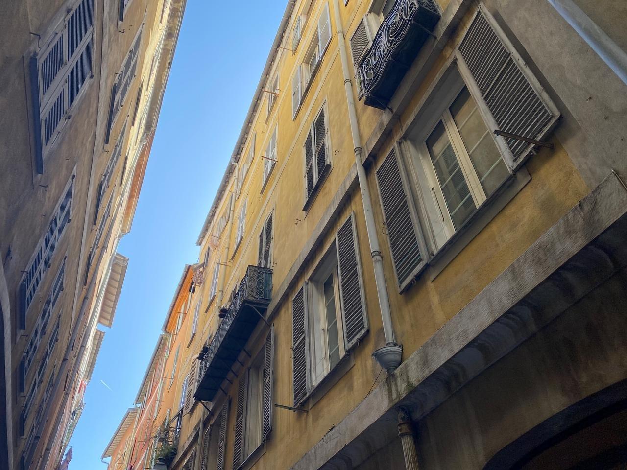 Studio in Vieux Nice