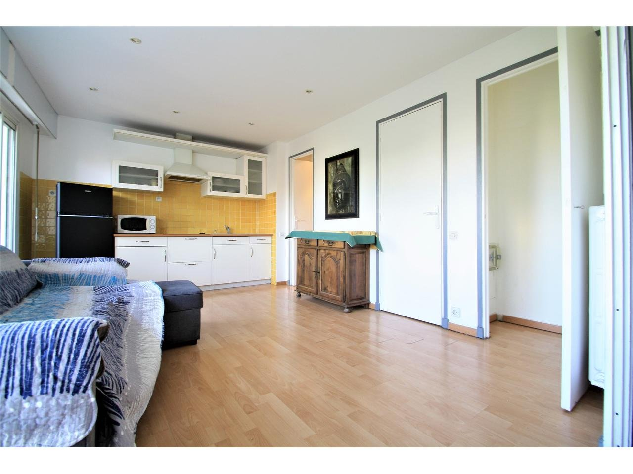 1 bedroom apartment with large terrace - 10 min from the Croisette