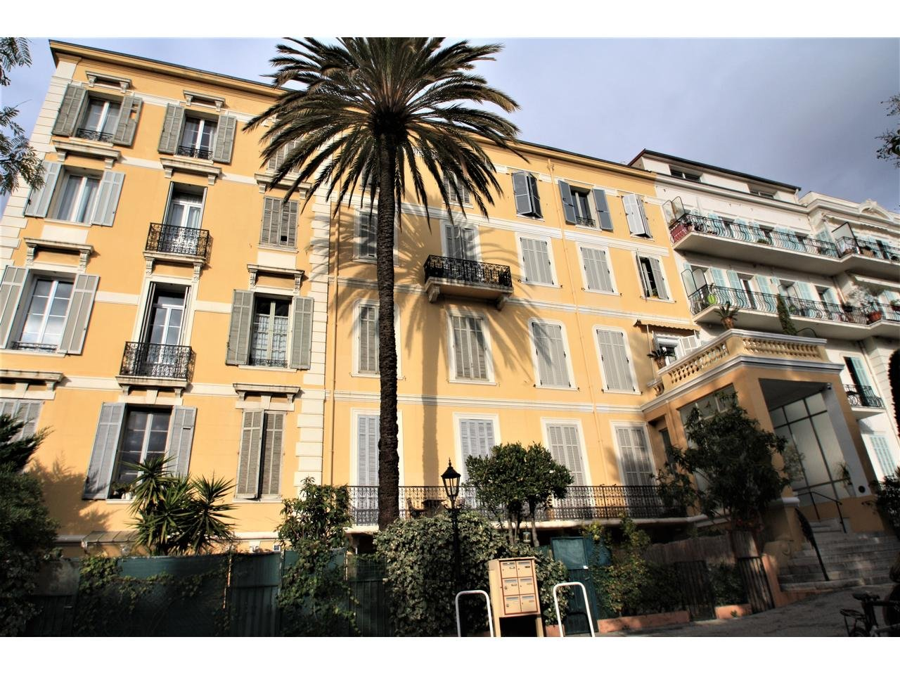Studio 5 min from the beach in Cannes